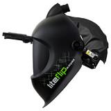 Сварочная маска liteflip autopilot с СИЗОД и строительной каской liteflip autopilot