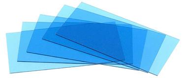Внутренняя защитная линза синяя +1,00 e684, e680, e670, e650, vegaview, p550 , p530